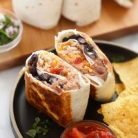 copy cat taco bell bean burrito