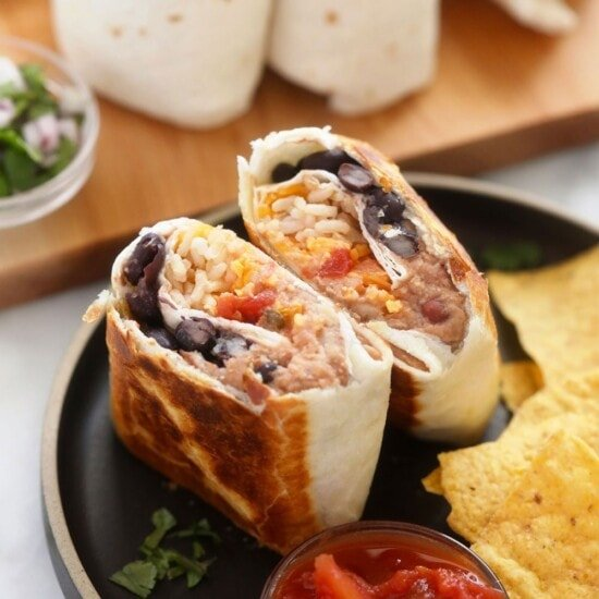 copy cat taco bell bean burrito