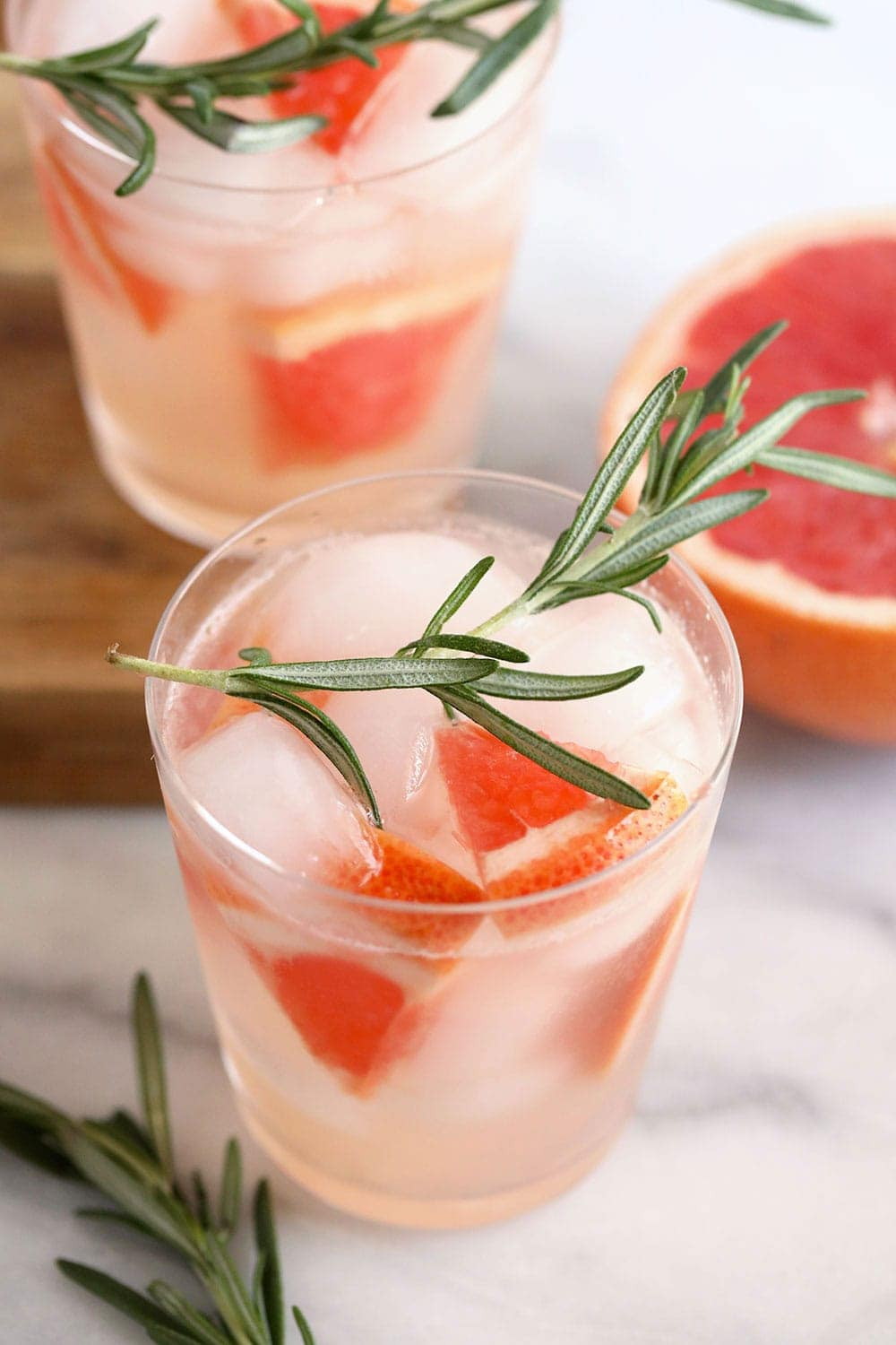 Grapefruit Hard Seltzer