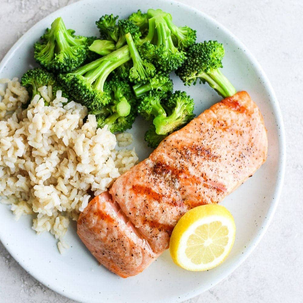 How To Grill Salmon Perfectly Every Time Fit Foodie Finds