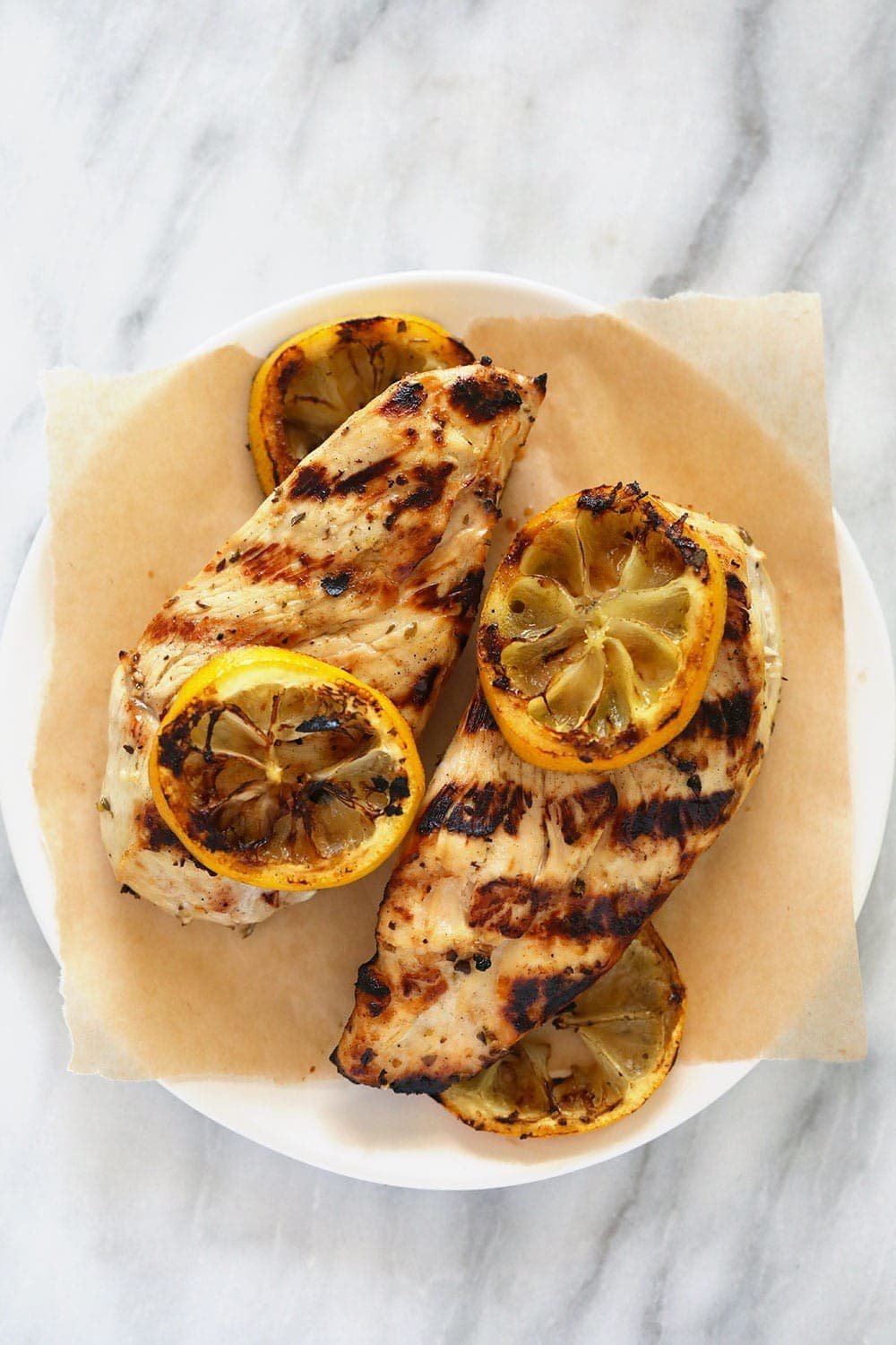 Greek lemon chicken with lemon chicken.