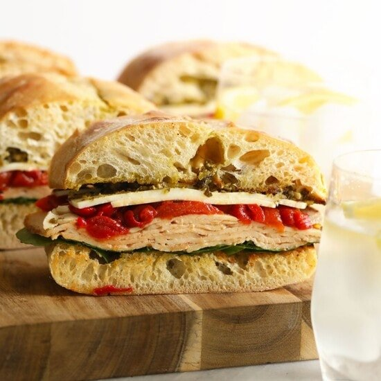Grilled Party Sandwich