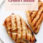 chicken chicken breasts on plate