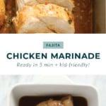 Chicken Fajita Marinade