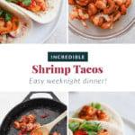 simple shrimp tacos