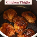 chicken thighs pin