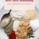 Beef stew seasoning.