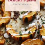 delicata squash