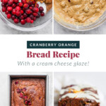 cranberry orang bread