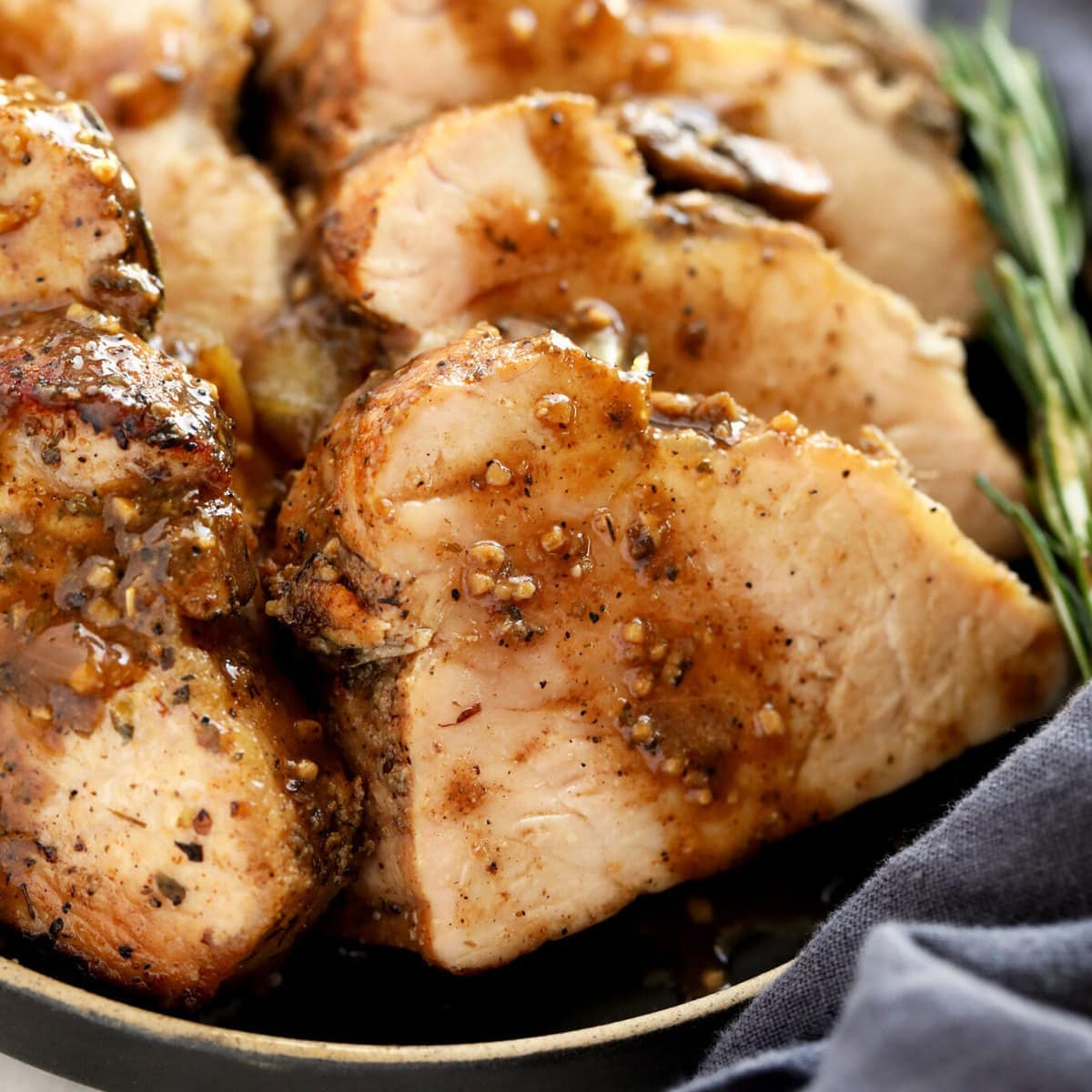 Perfect Baked Pork Tenderloin Recipe (+ an incredible gravy!) – Fit Foodie Finds