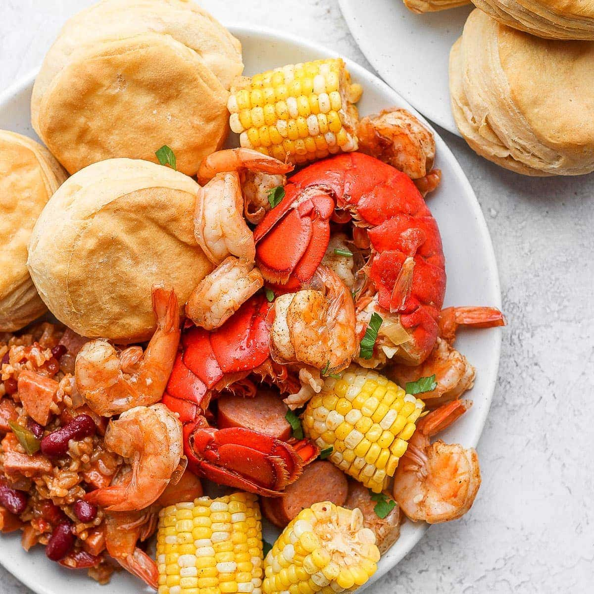 Easy Seafood Boil Recipe (one pot dinner!) – Fit Foodie Finds