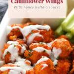 best air fryer cauliflower