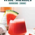 3 wine slushies
