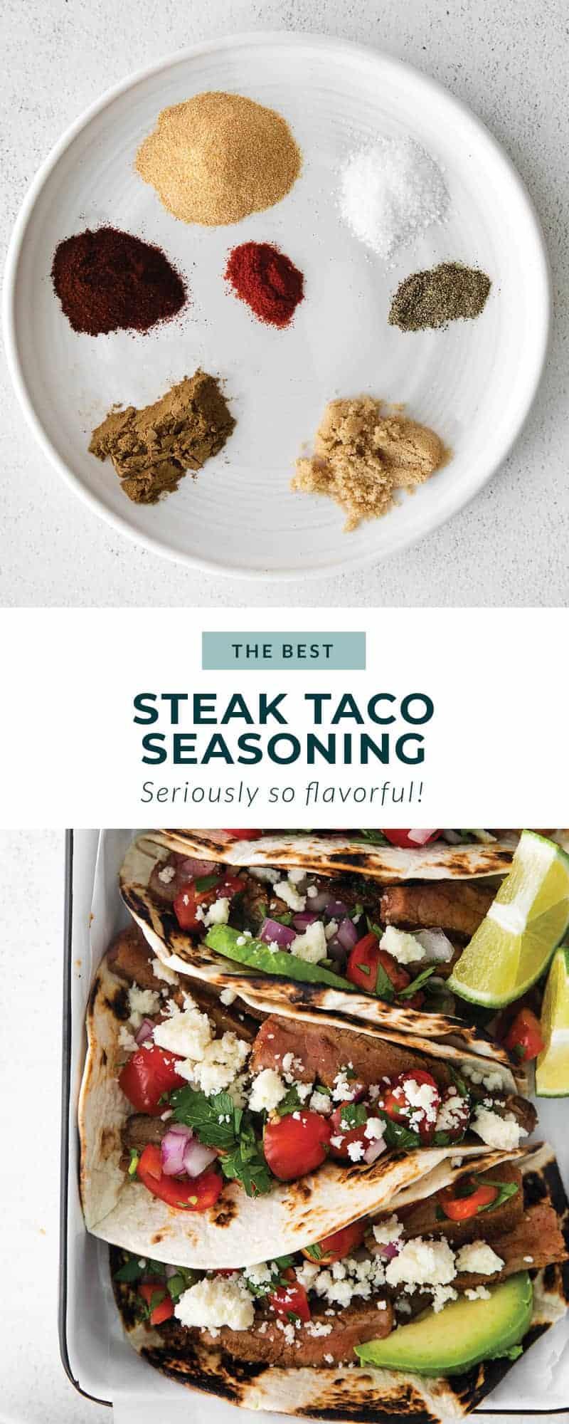 steak taco seasoning