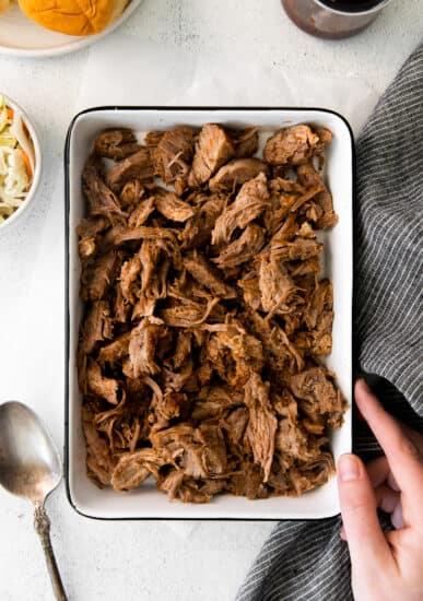 pork in dish